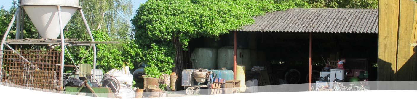 schuur-boerderij Ruimzicht
