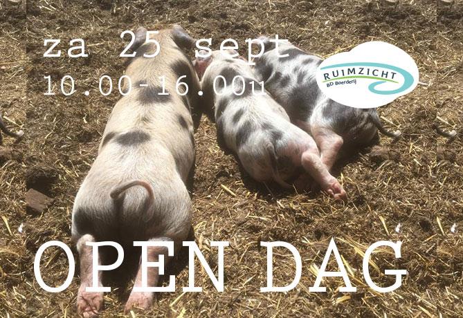 open-dag-Boerderij Ruimzicht- za 25 sept 2021-